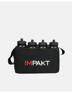 FWB12-12 - Water Bottle Carrier with Shoulder Strap and 12 Water Bottles - Impakt - Impakt