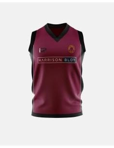 050 - Cotton Fleece Cricket Playing Vest - - Customised Teamwear