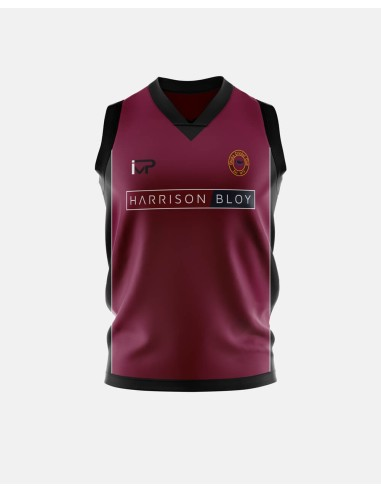 050 - Cotton Fleece Cricket Playing Vest -