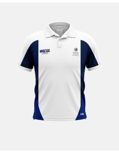 030 - Cut and Sew Cricket Polo Shirt - - Customised Teamwear