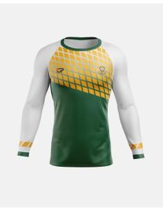 010 - Long Sleeve Sublimated Cricket Tee - Impakt - Customised Teamwear