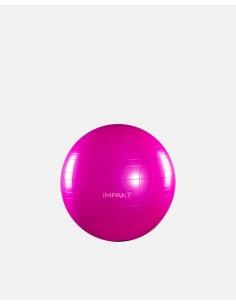 012 - Exercise Ball Pink - Impakt - Fitness