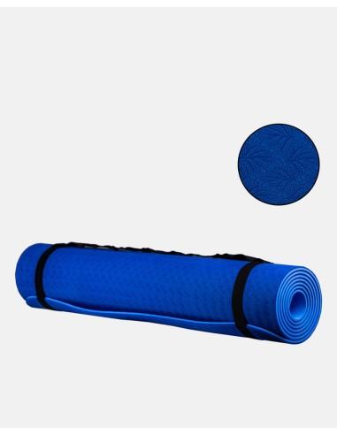 004 - Yoga Mat Blue - Impakt