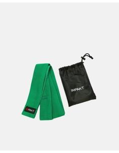 019 - Woven Strength Band with Bag – Medium - Impakt - Fitness