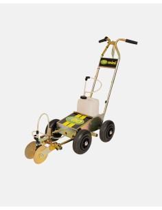 - iGo Mini Line Marking Machine - Impakt - Field Set Up