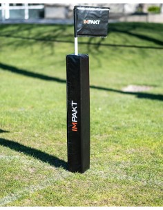 TF/P14 - Field Set Inc Rigid Flags/Poles - Impakt - Impakt