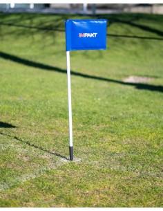 TFRP - Touchline Rigid Flags - Impakt - Impakt - Field Set Up