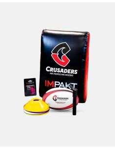 020 - Crusaders Junior Hit Shields Single Pack - Impakt -