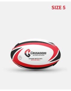 0001 - Crusaders Dynamic Match Ball Size 5 - Impakt