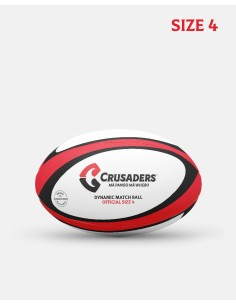 0002 - Crusaders Dynamic Match Ball Size 4 - Impakt
