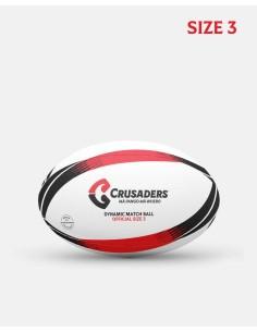0003 - Crusaders Dynamic Match Ball Size 3 - Impakt