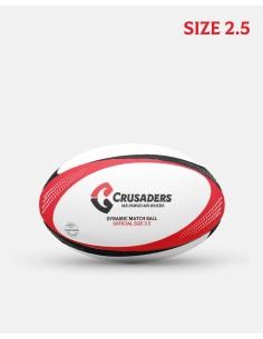 010 - Crusaders Dynamic Match Ball Size 2.5 - Impakt - Impakt