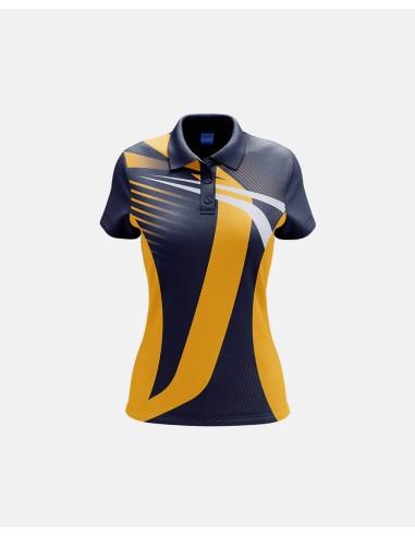 175 - Sublimated Polo Women - Impakt - Impakt - Customised Teamwear