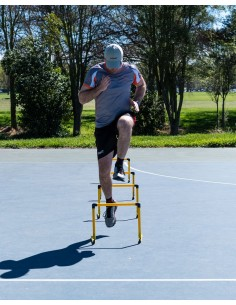 003 - Adjustable Speed Hurdles - Impakt - Impakt - Training Equipment