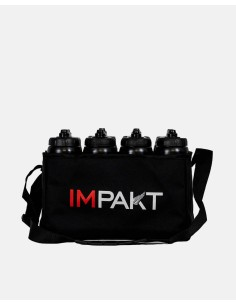 FWB12-12 - Water Bottle Carrier with Shoulder Strap and 12 Water Bottles - Impakt - Impakt - Training Equipment