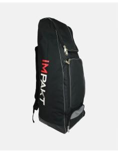 - Backpack Cricket Bag Black Grey - Impakt - Impakt - Cricket