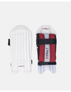 - Junior Wicket Keeping Pads - Impakt - Impakt - Cricket