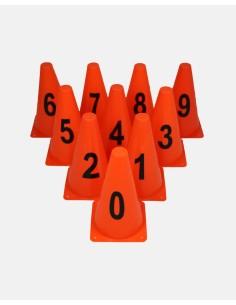 007-THCO-9 - Training Cones 9 Inch - Impakt - Impakt