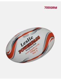 024-RBL-P-700-Leslie - Senior Power-pass Rugby Ball 0.7Kg - Leslie - Impakt - Impakt