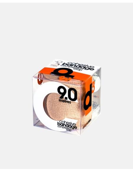 CO07509 - 4X C9.0 Cohesive Bandage 75 mm - Impakt - Impakt