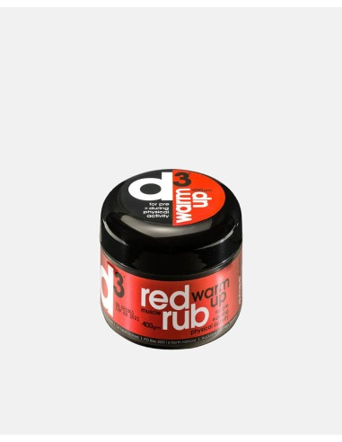 WRUB400RDR - Red Muscle Warm Up Rub 400Gr - Impakt - Impakt
