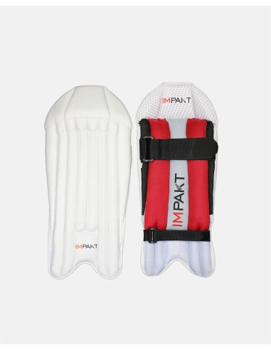 - Junior Wicket Keeping Pads - Impakt - Impakt