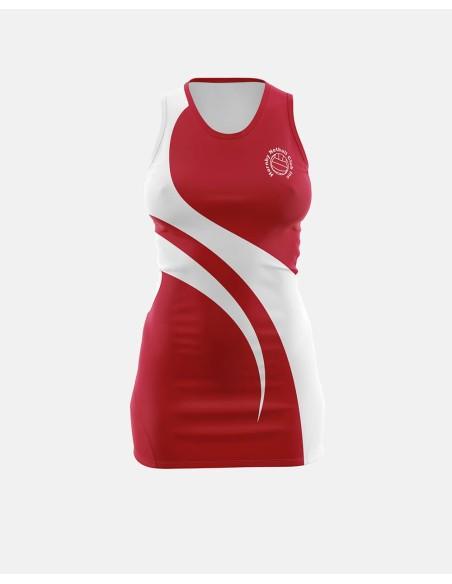020 - Sublimated Netball Dress - Impakt - Impakt